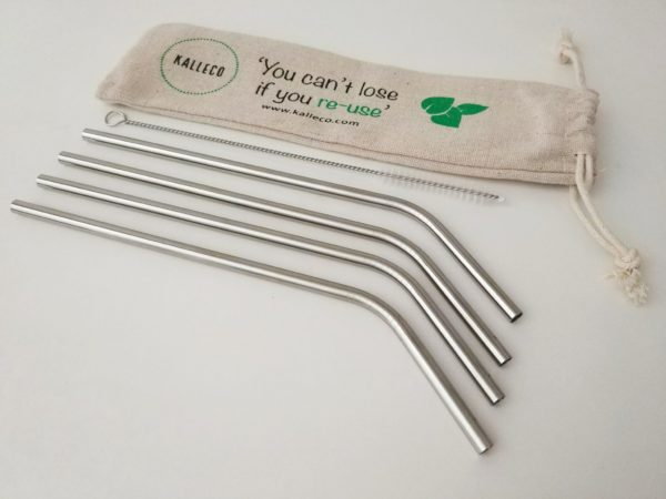curved straws