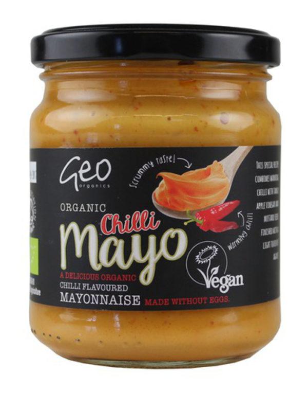 geo organics chilli mayo